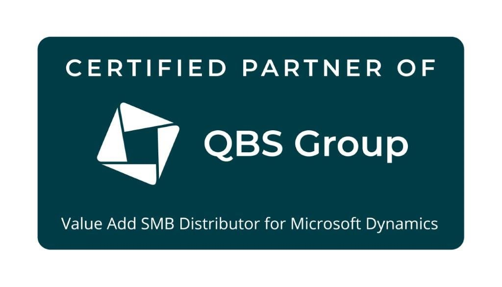 QBS group Certified Partner logo