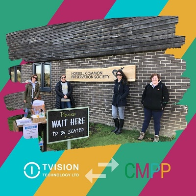 CMPP Community Action Day horsell common